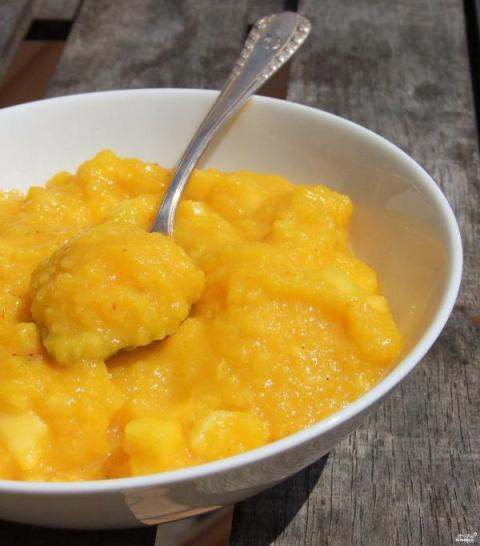 Манговый соус